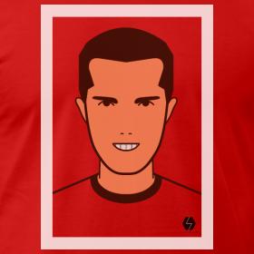Robin van Persie t-shirt design